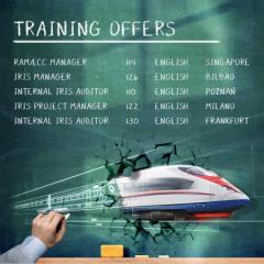 IRIS auditor training